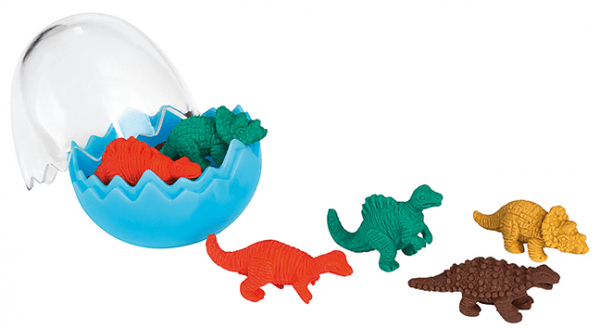 Dino Mini Radiergummis
