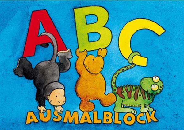 Malbuch A,B,C