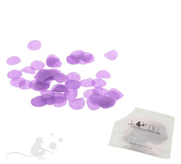 Confetti Dots lila