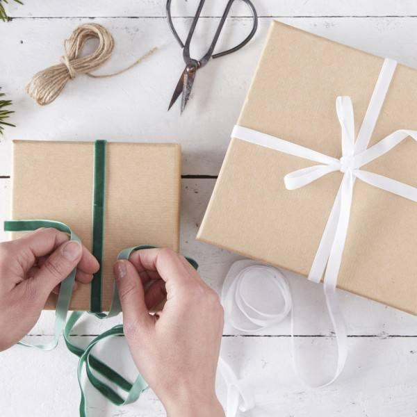 Rustic Christmas - Geschenkband