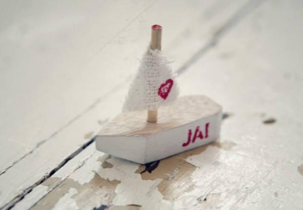 Bootschaftsboot Ja