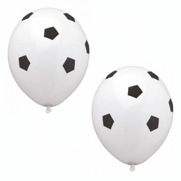 Luftballonset Fussball
