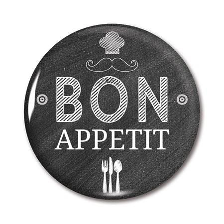 Magnet Chalkboard Bon Appetit