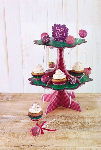Cake Pops Etagere