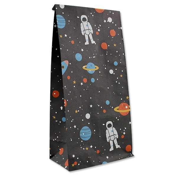 Ava & Yves Geschenktüten Weltraum Space