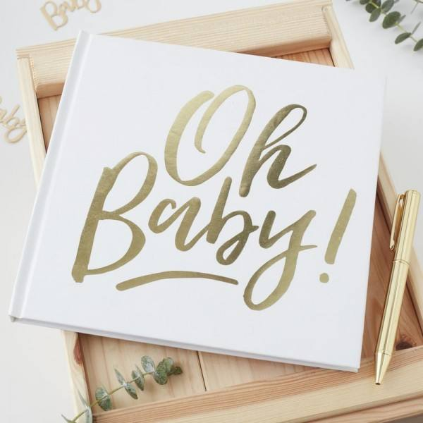 Oh Baby - Gästebuch