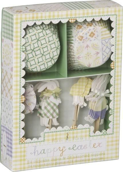 Meri Meri - Cupcake Set Ostern