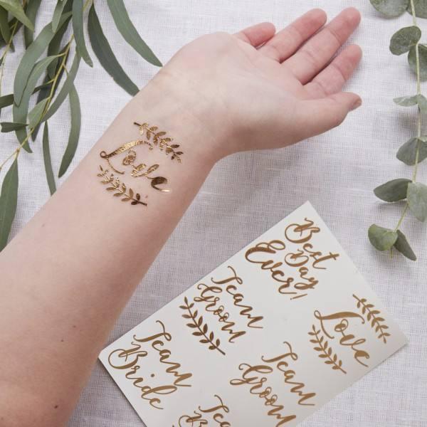 Botanics Tattoo