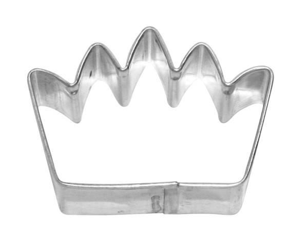 Plätzchenausstecher Krone