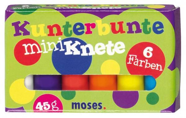 Mini Knete