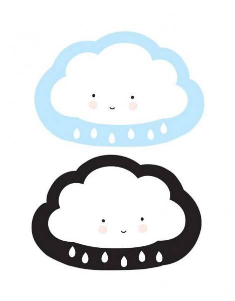 Lovely - Kissen Wolke