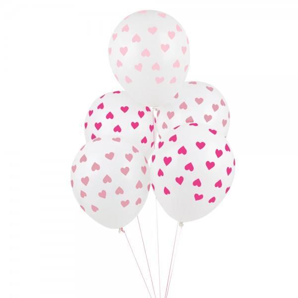 Little Luftballon Herzen