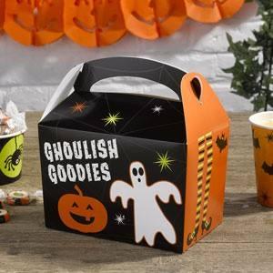 Lunchboxen Happy Halloween