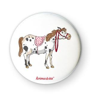 Krima & Isa - Button Pony