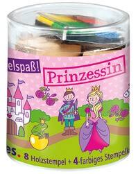 Stempelset Prinzessin Neu