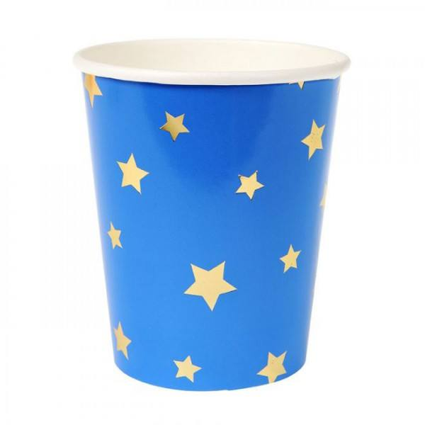 Meri Meri - Becherset Sterne bunt
