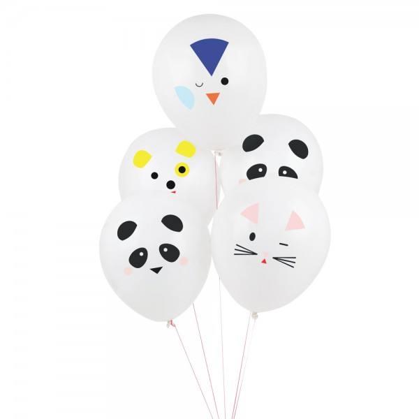 Little Luftballon Baby Tiere