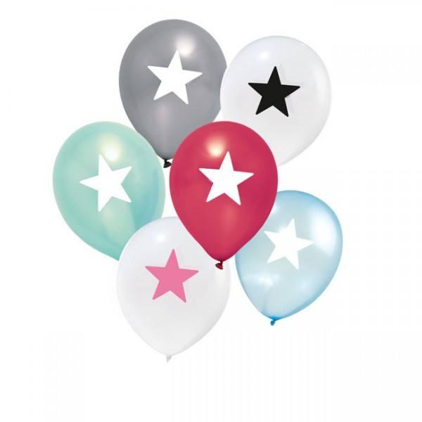 Krima & Isa - Luftballon Set Sterne