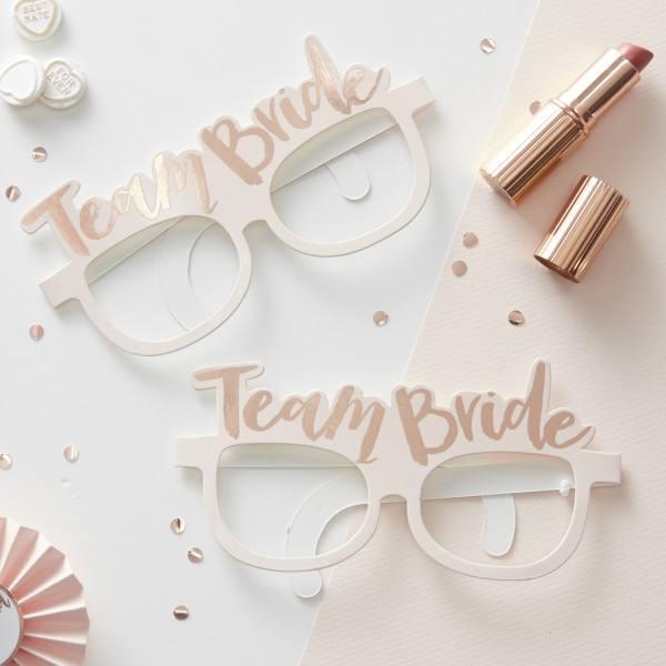Brillenset Team Bride
