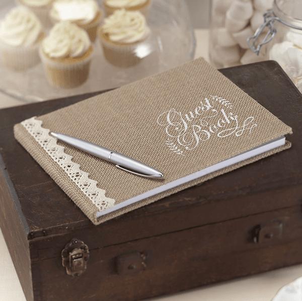 Gästebuch Vintage Affair