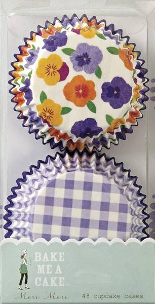 Meri Meri - Muffin Förmchen Viola