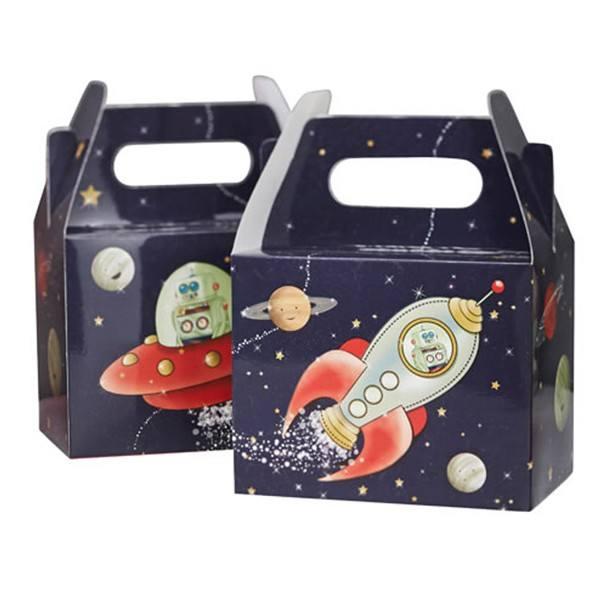 Space Adventure - Astronauten Partyboxen