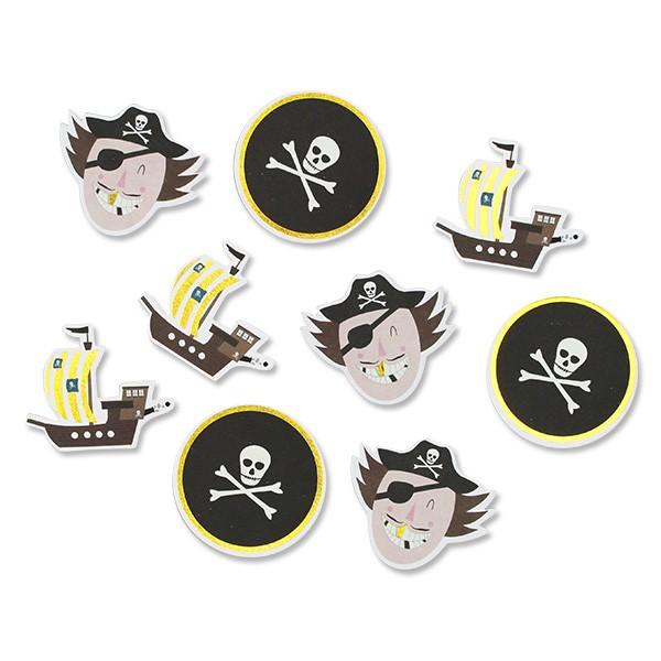 Ava & Yves Konfetti Pirat