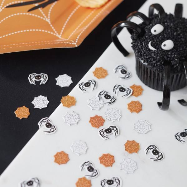 Spooky Spinne - Confetti