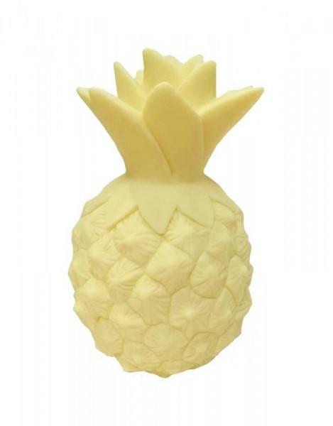 Lovely - Mini Lampe Ananas gelb