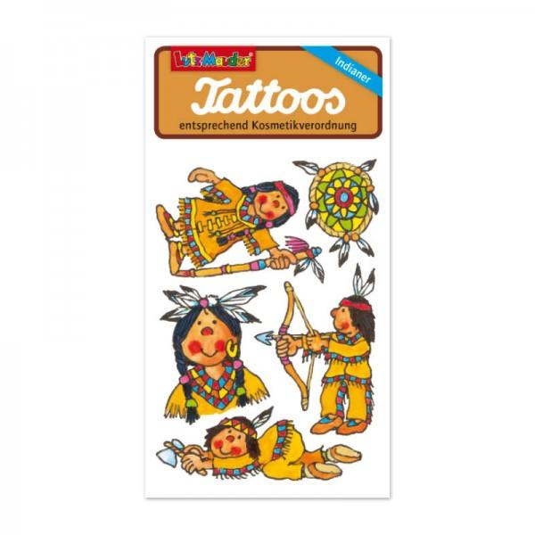 Tattoos Indianer