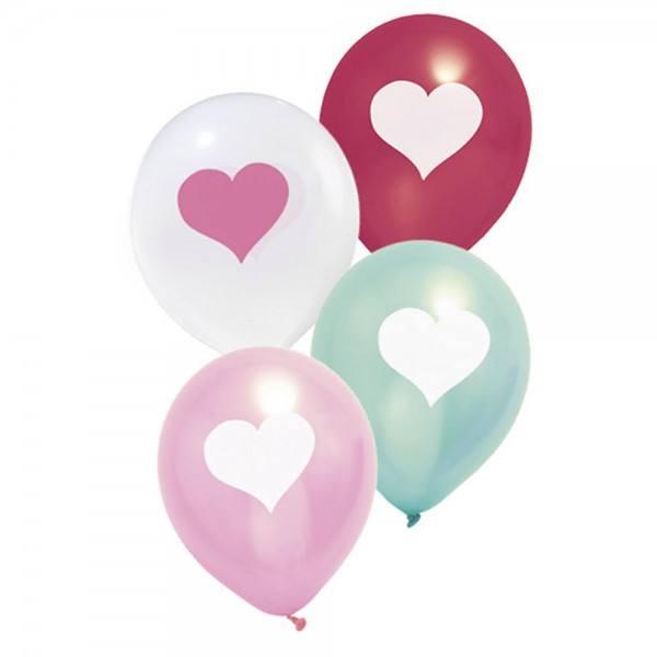 Krima & Isa - Luftballon Set Herzen