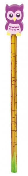 Bleistiftset Eulen