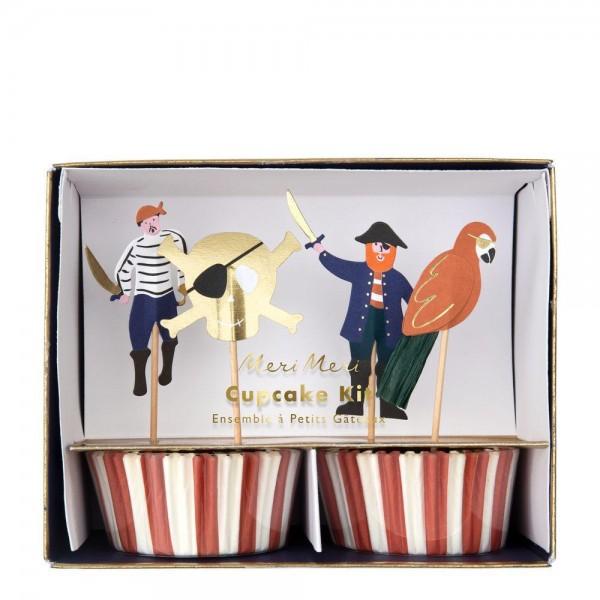 Meri Meri - Cupcake Set Pirat Bounty