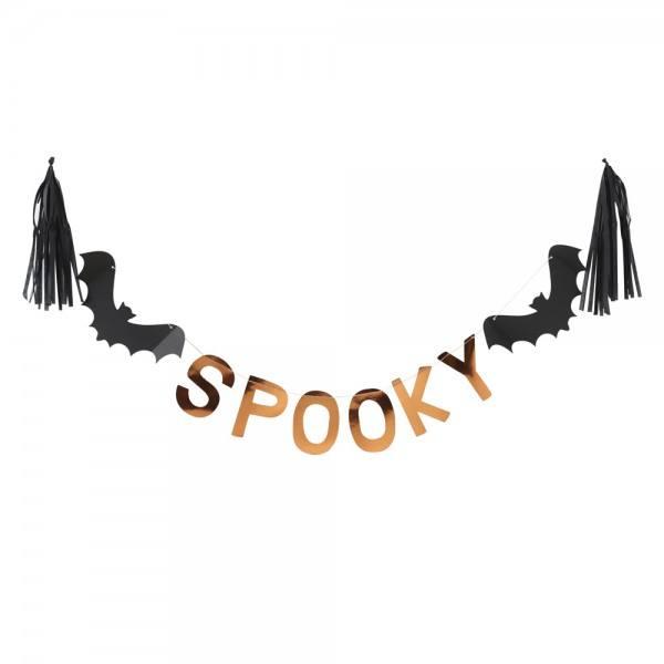 Pumpkin Party - Girlande Spooky