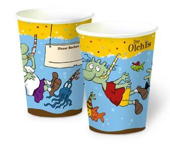 Olchi Becher